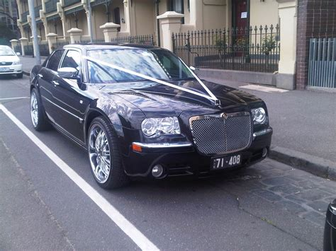 Wedding Car Back by Black Chrysler 300c Wedding Cars In Melbourne Vic Limos