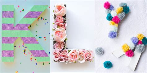 diy crafts for 41 amazing diy architectural letters for your walls