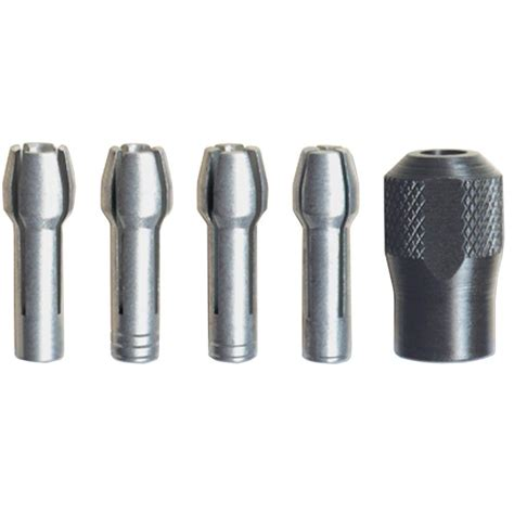 Replacement Parts For Kitchen Faucets dremel quick change collet nuts 5 piece 4485 the home