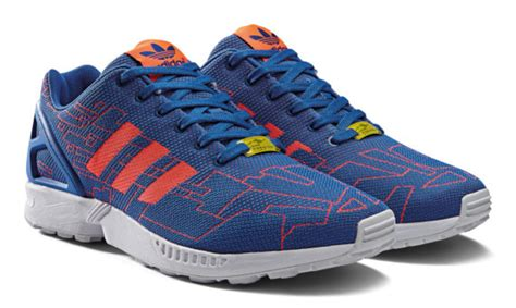 adidas zx flux trees pattern adidas zx flux weave pattern pack freshness mag