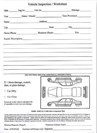uber vehicle inspection form Quotes