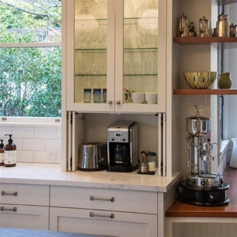 storage ideas for kitchens 42 creative appliances storage ideas for small kitchens