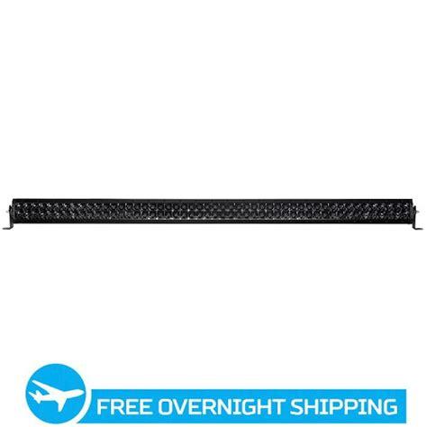 rigid industries 50 e series led light bar rigid industries 50 quot e series led light bar black