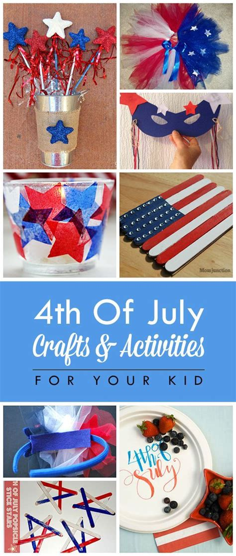 4th of july kid crafts 25 best ideas about july crafts on fireworks