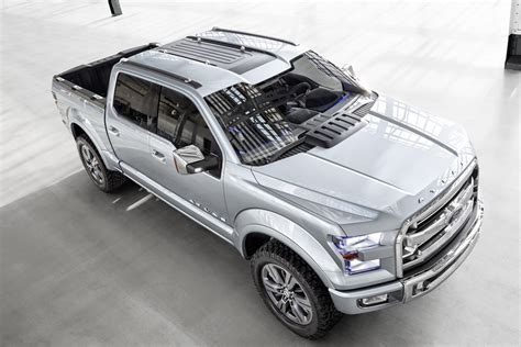 ford atlas concept unveiled previews    photo