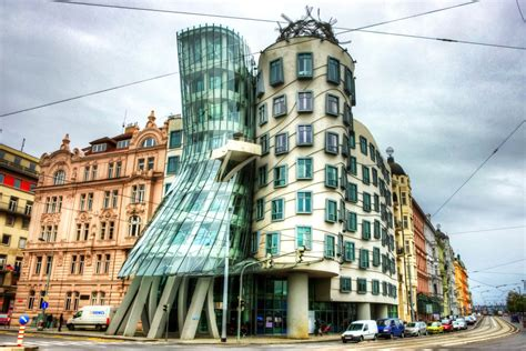 dancing house dancing house the icon of prague city czech inspirationseek com