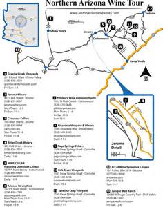 arizona vineyards map wineries adobe graham inn bed and breakfast