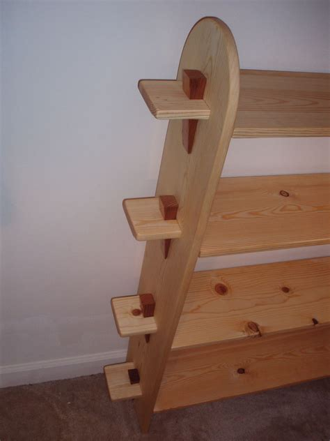 wood woodworking bookcase joints pdf plans