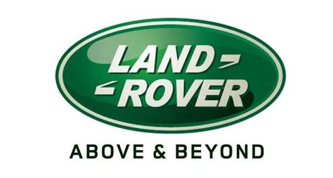 land rover above and beyond logo rma automotive retail operations