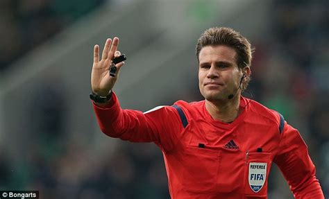 felix brych and wales need to out for referee dr felix