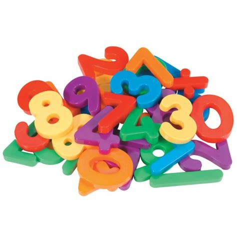 Magnetic Letters Numbers by Magnetic Letters Numbers Set
