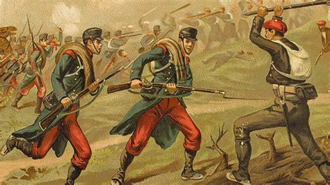 la guerra de los guerra de los mil d 237 as youtube