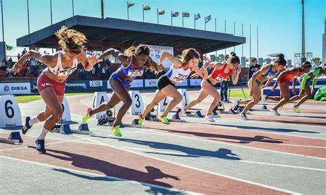 imagenes motivacionales de atletismo brasil y colombia dominan medallero tras primer d 237 a de