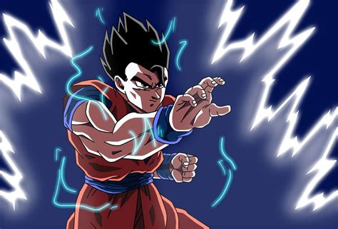 dragon ball z ultimate wallpaper ultimate gohan wallpapers wallpaper cave