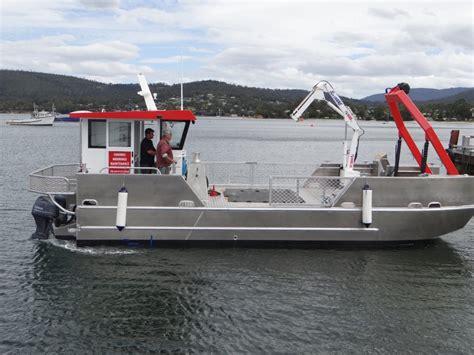 aluminum boats tasmania aluminium boat builders hobart