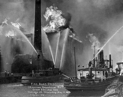 chicago fire boat joseph medill historical photos of chicago fire department