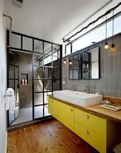 Bathroom Decorating Ideas Pictures For Small Bathrooms Pareti Divisorie Interne Leggere Dal Gusto Industriale