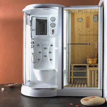 cabina doccia con sauna cabina doccia con sauna e bagno turco