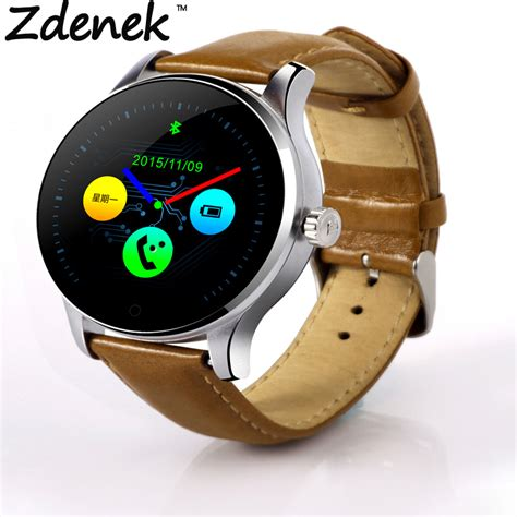 Smartwatch Android Samsung newest waterproof k88h smart wearable devices health digital reloj inteligente smartwatch