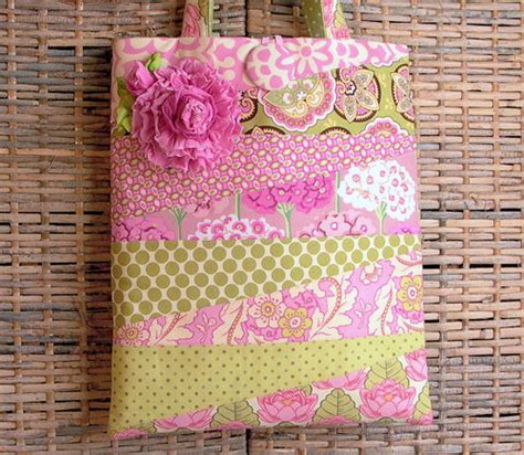 Patchwork Bag Designs - pink patchwork tote bag purse a patchwork bag inspired