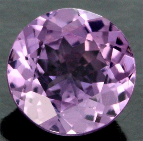 Purple Spinel 1 06 cts certified pastel purple mahenge spinel snpu5