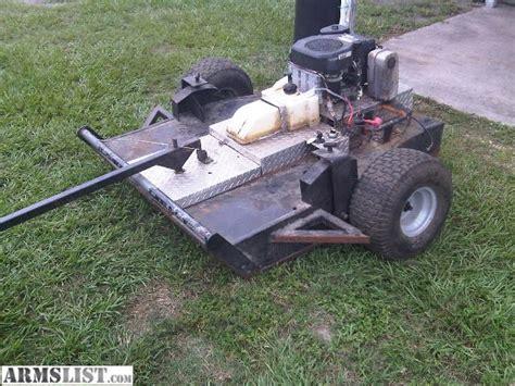 hog for sale in armslist for sale bush hog atv pull