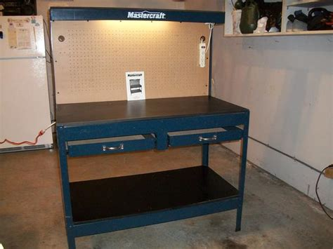mastercraft work bench used mastercraft workbench central nanaimo parksville