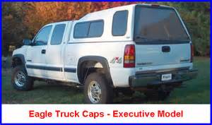Truck Accessories Plymouth Indiana Eagle Truck Caps Makes 6 Different Models Of Fiberglass
