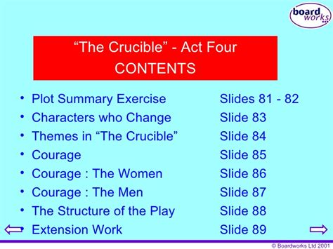themes of the play the crucible the crucible