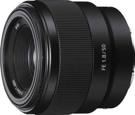 Sony Mirrorless A7 Fe 50mm F 1 8 deal sony fe 50mm f1 8 for 198 mirrorless deal