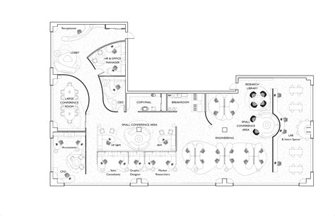 open office floor plans office design by linda betts at coroflot com