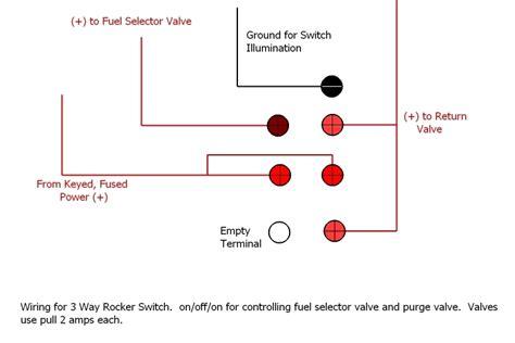 wiring diagram of two way switch rocker switch gallery