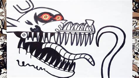 imagenes de five nights at freddy s faciles para dibujar como dibujar a nightmare foxy de five nights at freddys