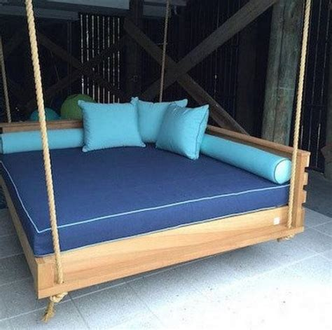 porch swing bed dimensions 50 fun and attractive swing bed porch design ideas