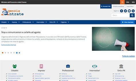 codici uffici agenzia entrate fattura elettronica registrazione e comunicazione pec