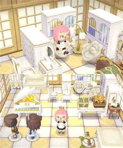 acnl rooms images  pinterest homes room ideas