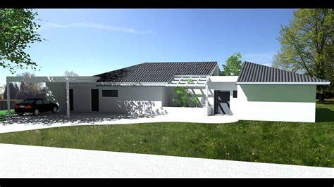Tuiles Noires by Maison D Architecte Contemporaine 224 Patio 224 Tarbes