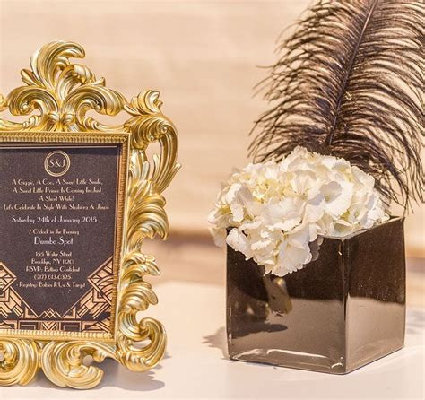 Great Gatsby Baby Shower by Great Gatsby Baby Shower By Primrose Couture Events