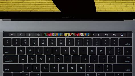 Macbook Pro Touch macbook pro touch bar explained