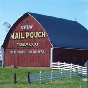 Barns In Ohio Mail Pouch Barn I Ve Always Wanted A Barn Pinterest