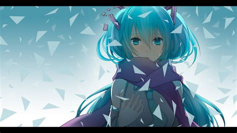 anime wallpaper hd zerochan hatsune miku vocaloid hd wallpaper 996880 zerochan