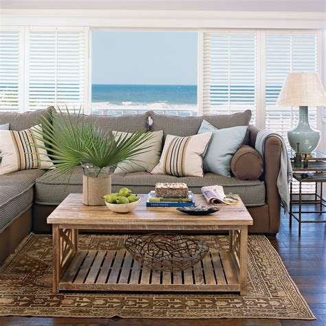 coastal style sofas beach style living room furniture set living room