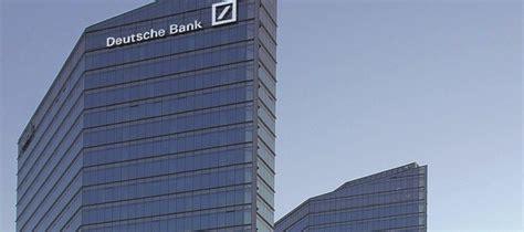 deutsche bank rating deutsche bank crisi moody s taglia il rating diario di vic