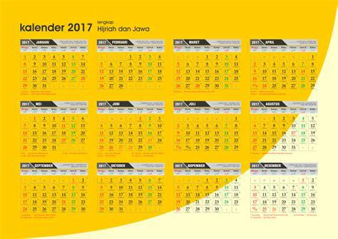 desain kalender cdr download desain kalender 2017 format cdr mahrus salim