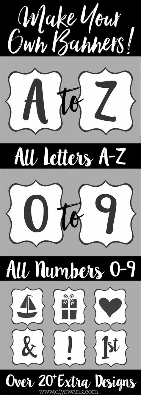 printable welcome letters free printable letters for banners printable letters