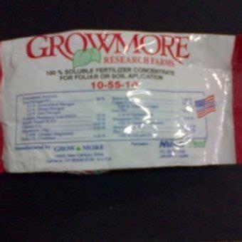 Jual Pupuk Growmore Di Medan jual pupuk growmore 10 55 10 100 gram bibitbunga