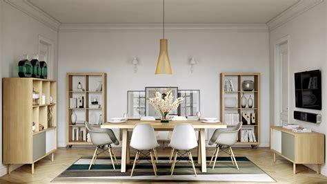 einrichtung esszimmer amsterdam dresser l 135 x h 152 cm oak white grey