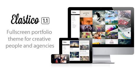 themeforest stockholm elastico responsive fullscreen portfolio themeforest wp