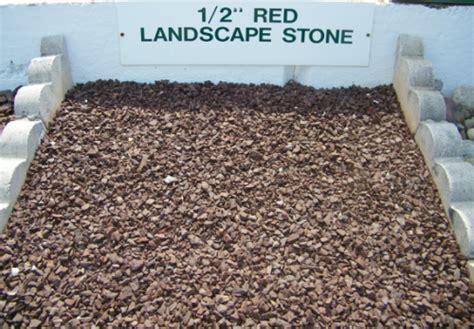 colored landscape stones 1 quot brown landscape westminster lawn