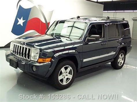 service manual 2010 jeep commander cam installation sell used 2010 jeep commander sport